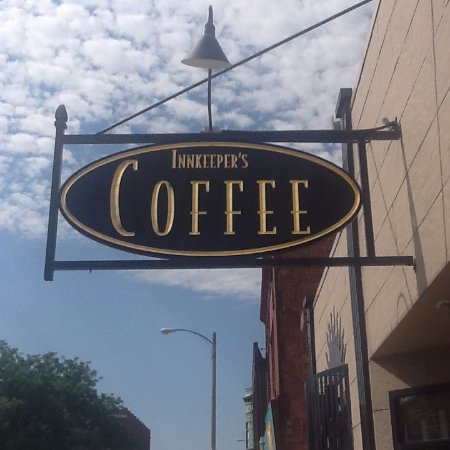 Galesburg, IL: Welcome to Innkeeper's Fresh Roasted Coffee