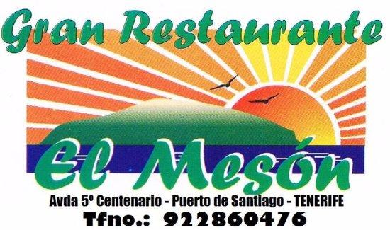 imagen El Meson en Santiago del Teide