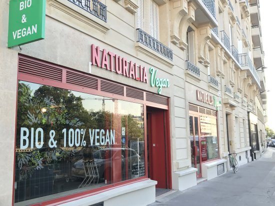 Naturalia Vegan Rome
