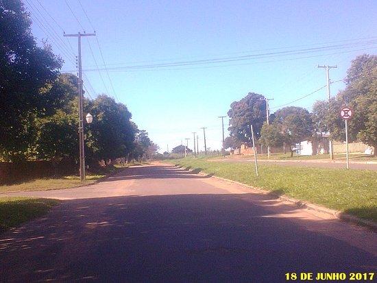 Cidade Gaucha, PR: Avenida Riograndense