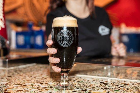 Merrimack, Νιού Χάμσαϊρ: Biergarten Drink