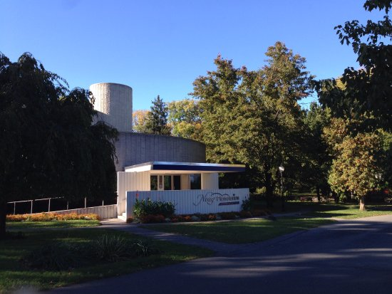 Reading, PA: The Neag Planetarium - Fall 2016