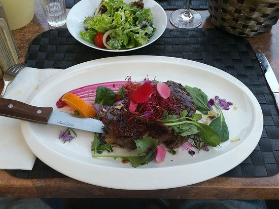 Butzbach, เยอรมนี: T-Bone Steak