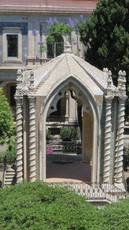 Monastero dei Benedettini: Templete