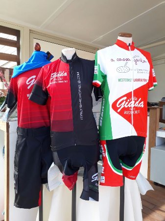 Divise (Bike uniforms) Villa Giada Road Bike, MTB