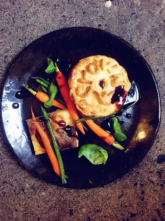 Durbanville, Sydafrika: Crown Game Pie