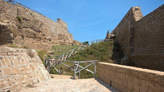 Particolare della Fortezza di Le Castella