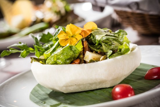 San Pedro Garza Garcia, Meksiko: Ensalada de jícama y arúgula
