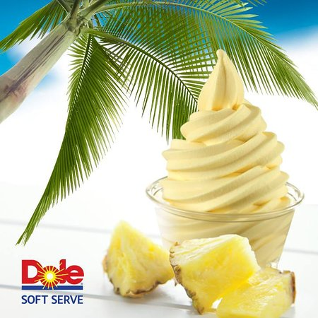 Sebring, FL: Now Serving DOLE WHIP pineapple