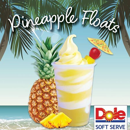 Sebring, FL: DOLE Whip Pineapple Floats!
