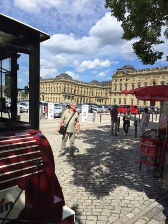 Die Residenz: City tour start from The Residenz