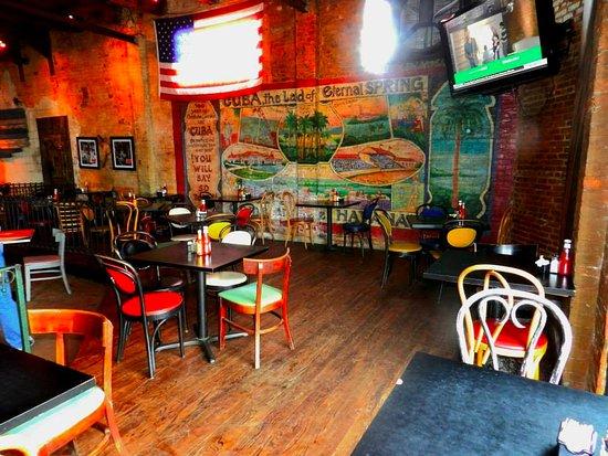 Little Havana Restaurante Y Cantina Cubana Semi Private Section