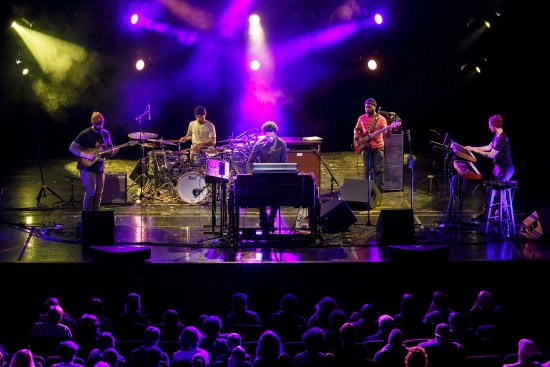 Frederick, MD: Cory Henry at the Weinberg Center for the Arts.