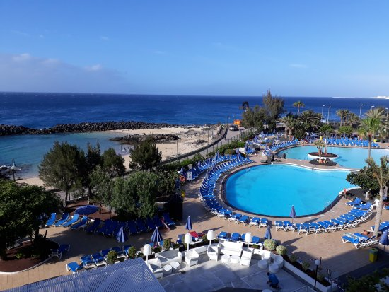 Grand Teguise Playa Hotel Rooms