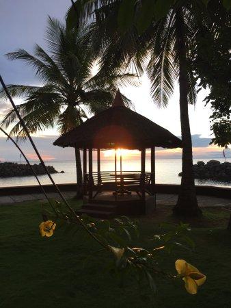 Paras Beach Resort: 贅沢な時間を過ごせる