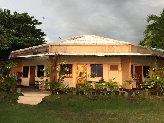 Paras Beach Resort: ファミリータイプは6人部屋でロフトもあり