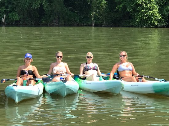 Cornelius, NC: Quality Kayaks and the best locations!