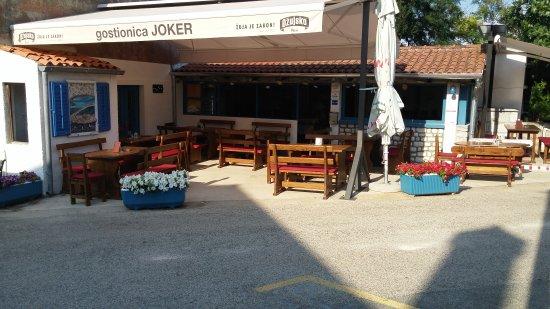 Lošinj Island, Kroatia: JOKER