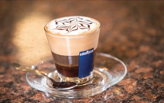 Italy S Best Coffee Lavazza Served At 360