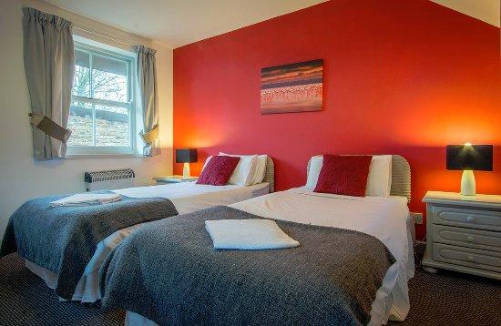 The Bay Horse Inn: Twin Room