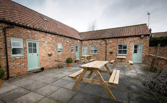 Green Hammerton, UK: Courtyard rooms