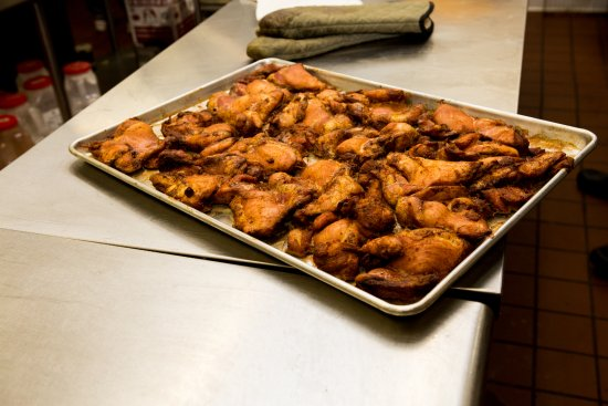 Medford, MA: Hand-rubbed, Halal-certified Chicken