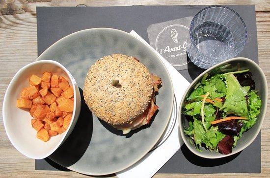 L'Avant-Goût du Hameau, restaurant à Maussane-les-Alpilles