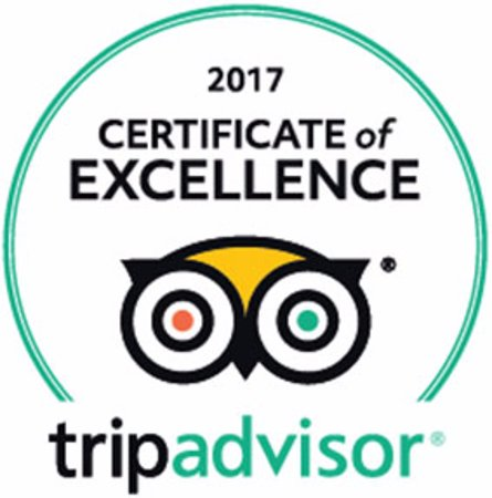 Fordingbridge, UK: 2017 Certificate of Excellence from Tripadvisor