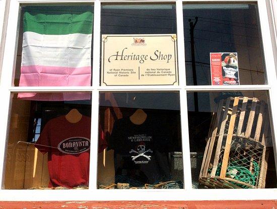 Bonavista, Canada: A look inside the shop