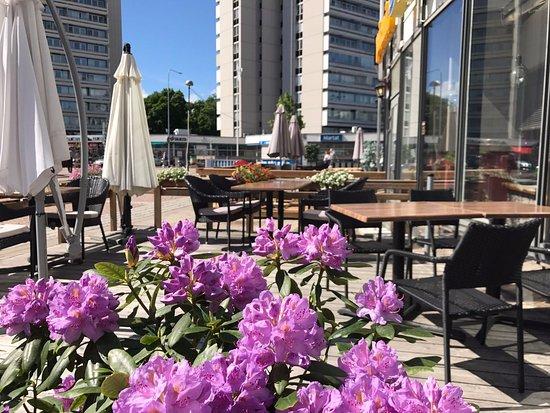 Kouvola, Finlandia: terrace 2017/1