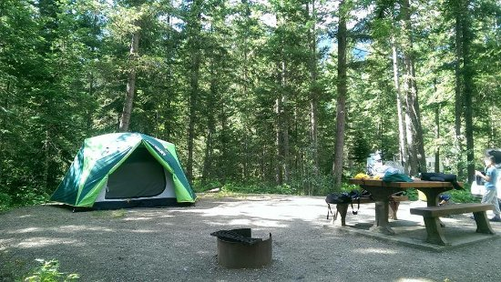 Canadian Rockies, Canada: Meadows Campground