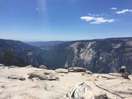 Salida, Калифорния: Decent place to crash after 2 days exploring Yosemite