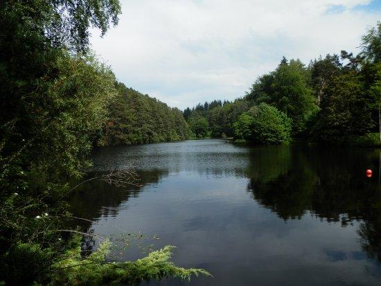 Elgin, UK: View of loch