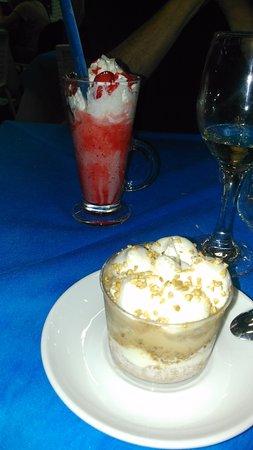 Oggi Cafe: banoffee pie
