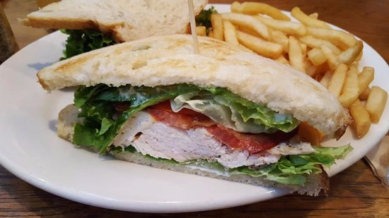 West Covina, CA: Club Sandwich