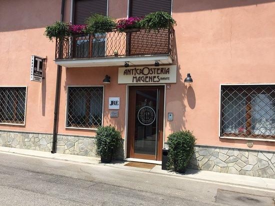 Barate, Italia: Esterno