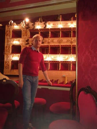 Teatro Regio : I palchi