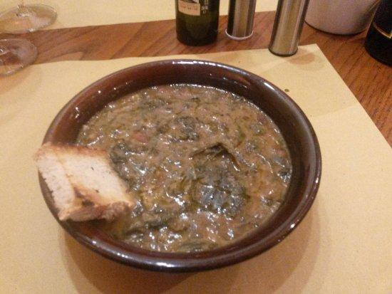 Altopascio, Italy: zuppa frantoiana
