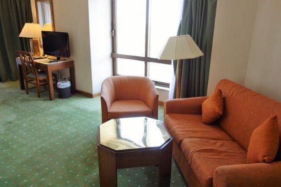 Ramses Hilton: Sofa/Living room