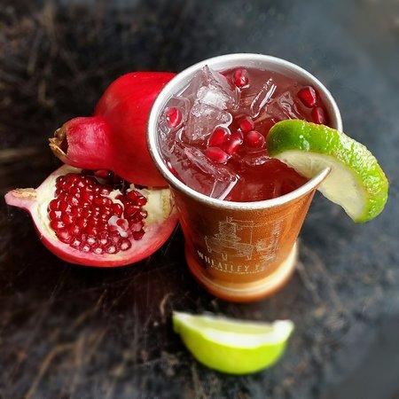 O'Fallon, IL: Pomegranate Moscow Mule