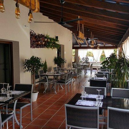 Zahora, Hiszpania: AROHAZ Restaurante / Gastrobar