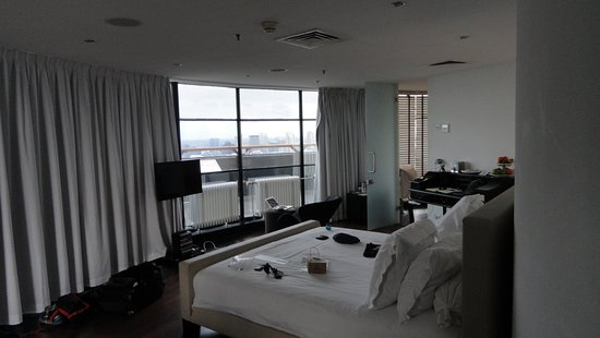 Euromast: The Stars suite
