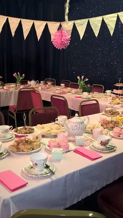 Rugeley, UK: Ann Hall Catering Made With Love
