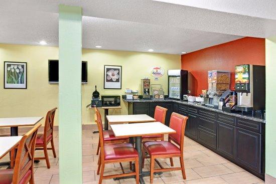 Romeoville, إلينوي: Breakfast Area