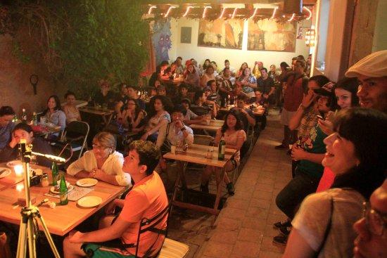 Gracias, Honduras: Actividad Cultural KANDIL