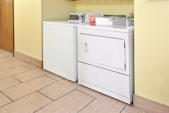 Romeoville, إلينوي: Guest Laundry