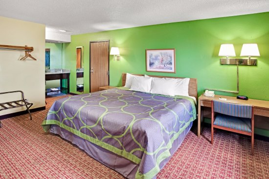 Romeoville, إلينوي: Suite Room with 1 King Bed