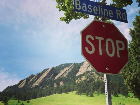 Boulder, CO: Better to GO than to STOP, when it comes to Chautauqua