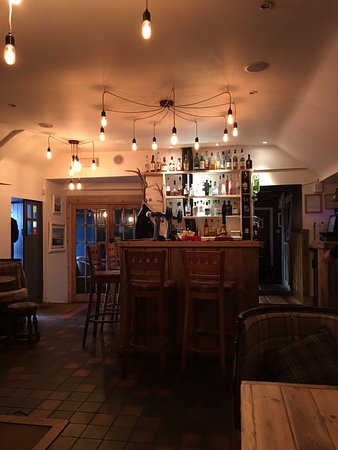 Killearn, UK: Inside the Old Mill pub.