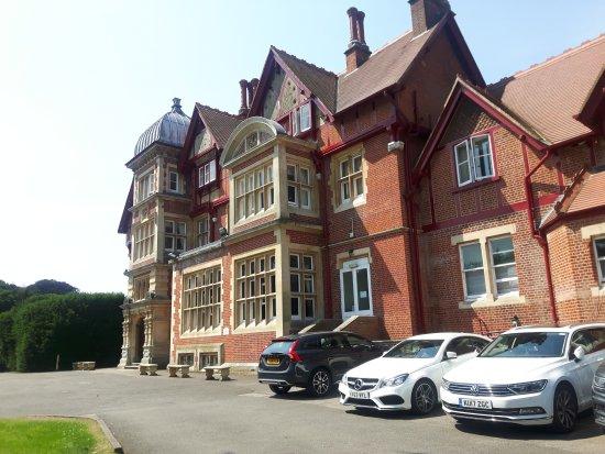 Pendley Manor Hotel: 20170619_113521_large.jpg